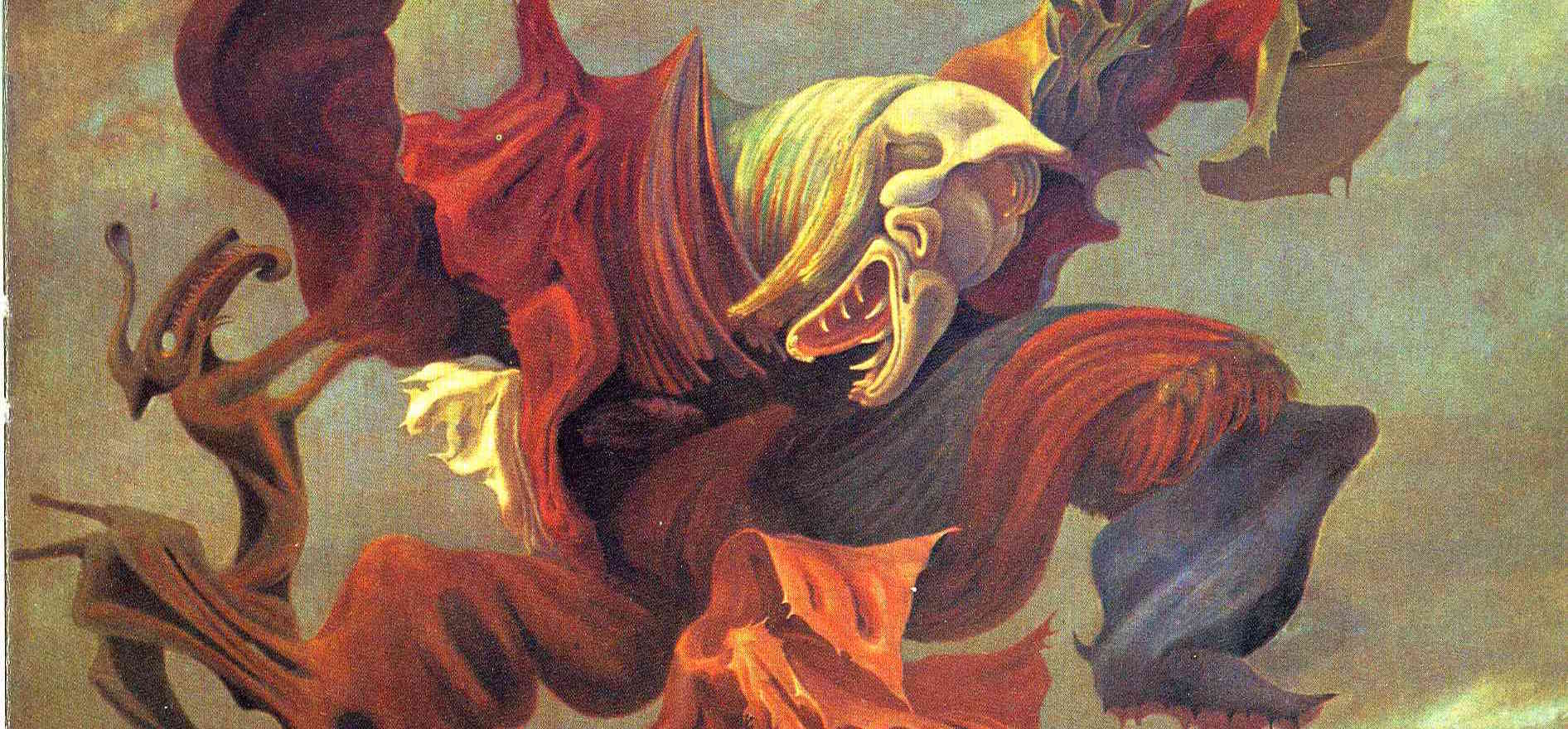The mind altering art work of max ernst for The art of painting