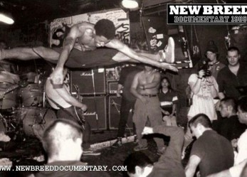 1989 NYHC New Breed Tape Compilation Documentary