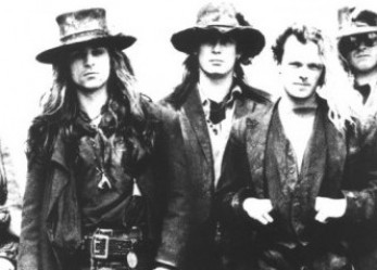 Slow Kill…Fields of the Nephilim 1987