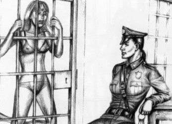 The Homoerotic Art of G.B. Jones From A Tom Of Finland POV!