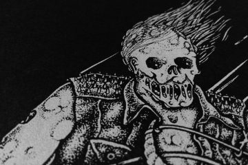 Grave Rider - Screenprint