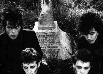 A NEW Interview With Dark Punk Pioneers Screaming Dead!