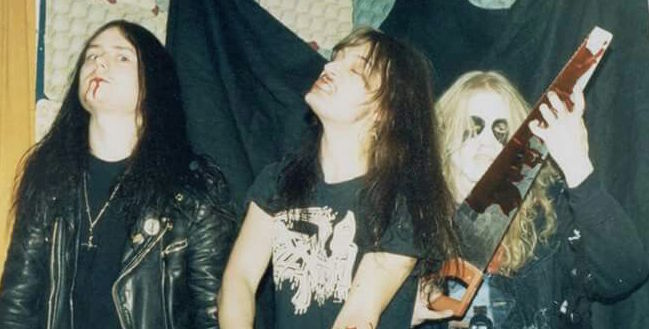 Mayhem 1988 Rehearsal With Dead And Euronymous