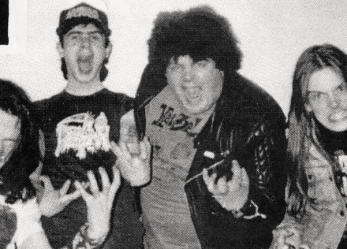 Private Death…Napalm Death 1988 Full Set