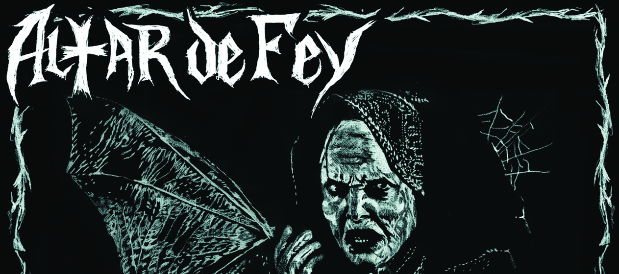 new california deathrock  altar de fey  u2013 new lp and