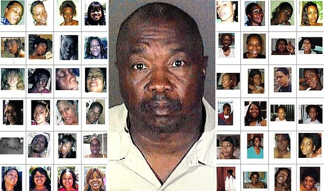 "Lonnie David Franklin Jr. is shown in his police booking photo released by the Los Angeles Police Department July 8, 2010. Franklin was arrested on suspicion of carrying out the ""Grim Sleeper"" serial killings over the past 25 years and appeared in court on 10 counts of murder and one count of attempted murder.    REUTERS/Los Angeles Police Department/Handout   (UNITED STATES - Tags: CRIME LAW HEADSHOT) FOR EDITORIAL USE ONLY. NOT FOR SALE FOR MARKETING OR ADVERTISING CAMPAIGNS - RTR2G8KW"