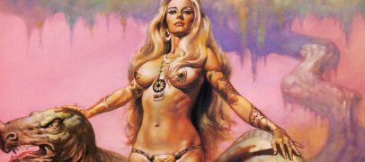Skulls, Dragons, Boobs and Beasts… <br/>The Fantasy Art Of Boris Vallejo
