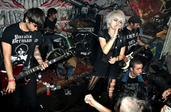 Belgrado-band-Barcelona-Spain-punk