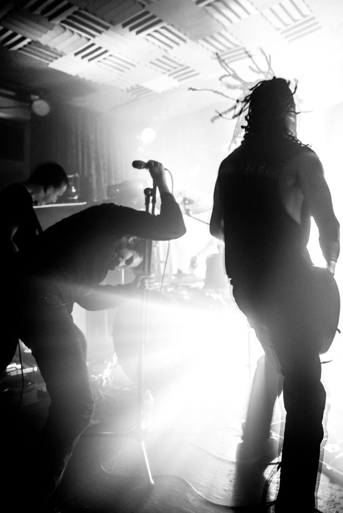 cvlt nation captures dragged into sunlight      primitive man in nola
