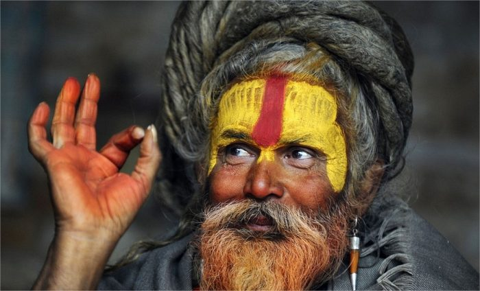 Incredible ImagesThe Cannibal Monks of Varanasi | CVLT Nation