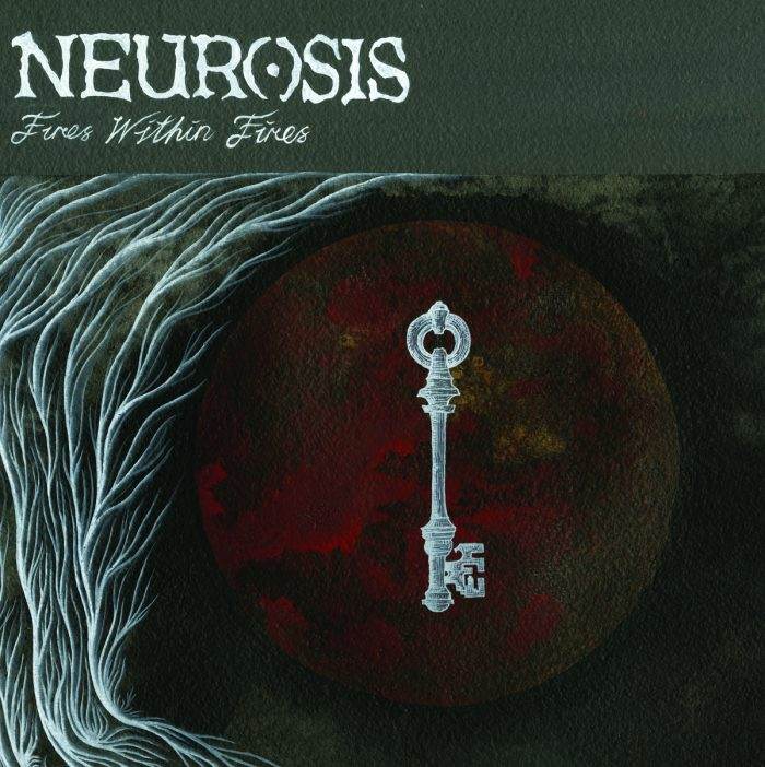 Neurosis Fires Within Fires cover art