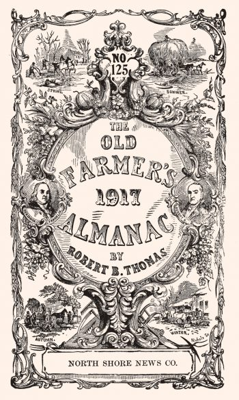 the family bible and the farmer u2019s almanac  magic in 19th