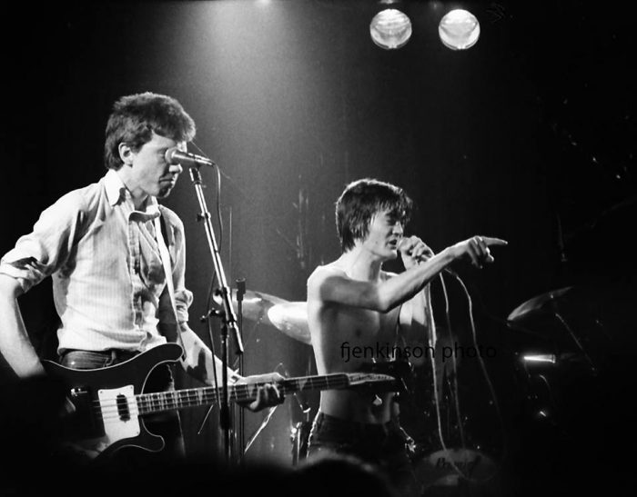 Another John Peel favorite: The Undertones. Photo by Frank Jenkinson.