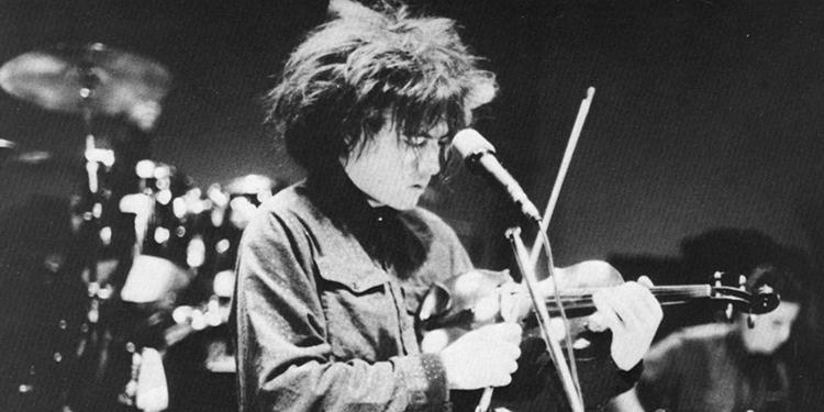 the cure live in glasgow 1984