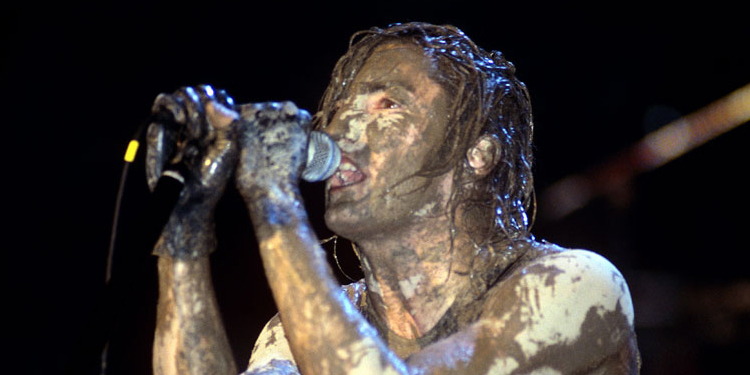 nine inch nails woodstock 1994