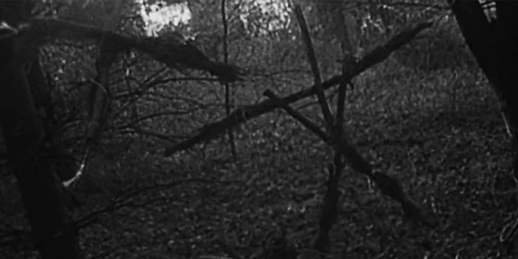 Stick Hexes from The Blair Witch Project