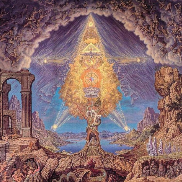 see the magical zodiac of johfra bosschart