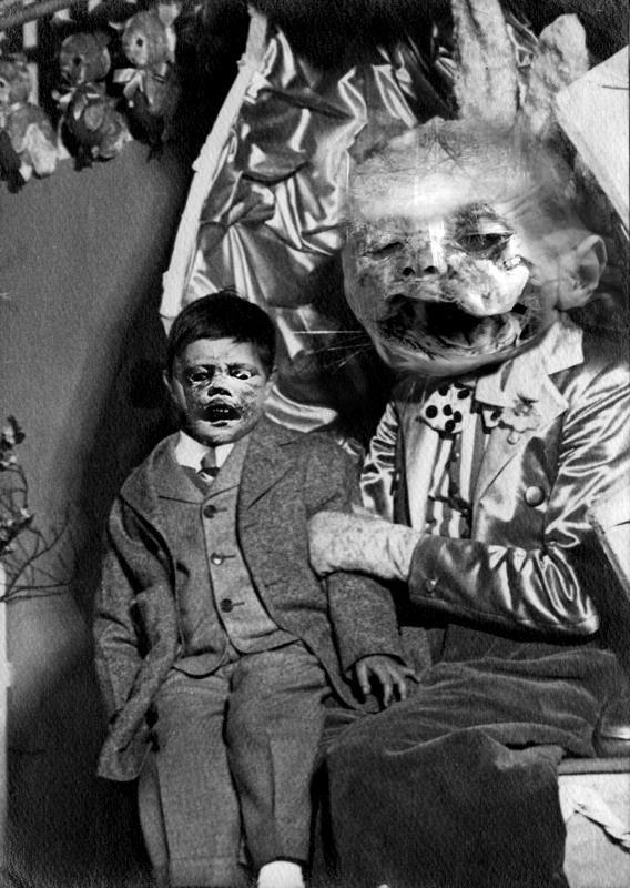 Creepy Things Stuff