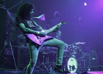 LEGENDS OF THRASH 2013 TOUR FINALE <br/>Kreator, Overkill & Warbringer <br/>Review & Photo Essay