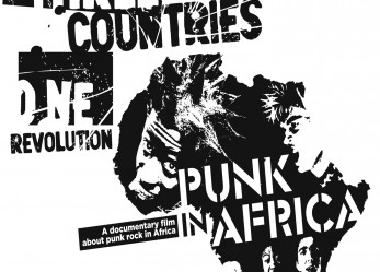 3 chords, 3 countries, <br/>1 revolution! PUNK IN AFRICA <br/>Documentary Now Showing