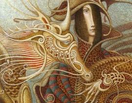 Surreal Lines Of Fantasy&#8230;<br/>BORIS INDRIKOV Art Spotlight