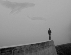 Alive But Dreaming<br/> Or Dead But Awake? <br/>The Surreal Photo Manipulation<br/> of Martin Vlach