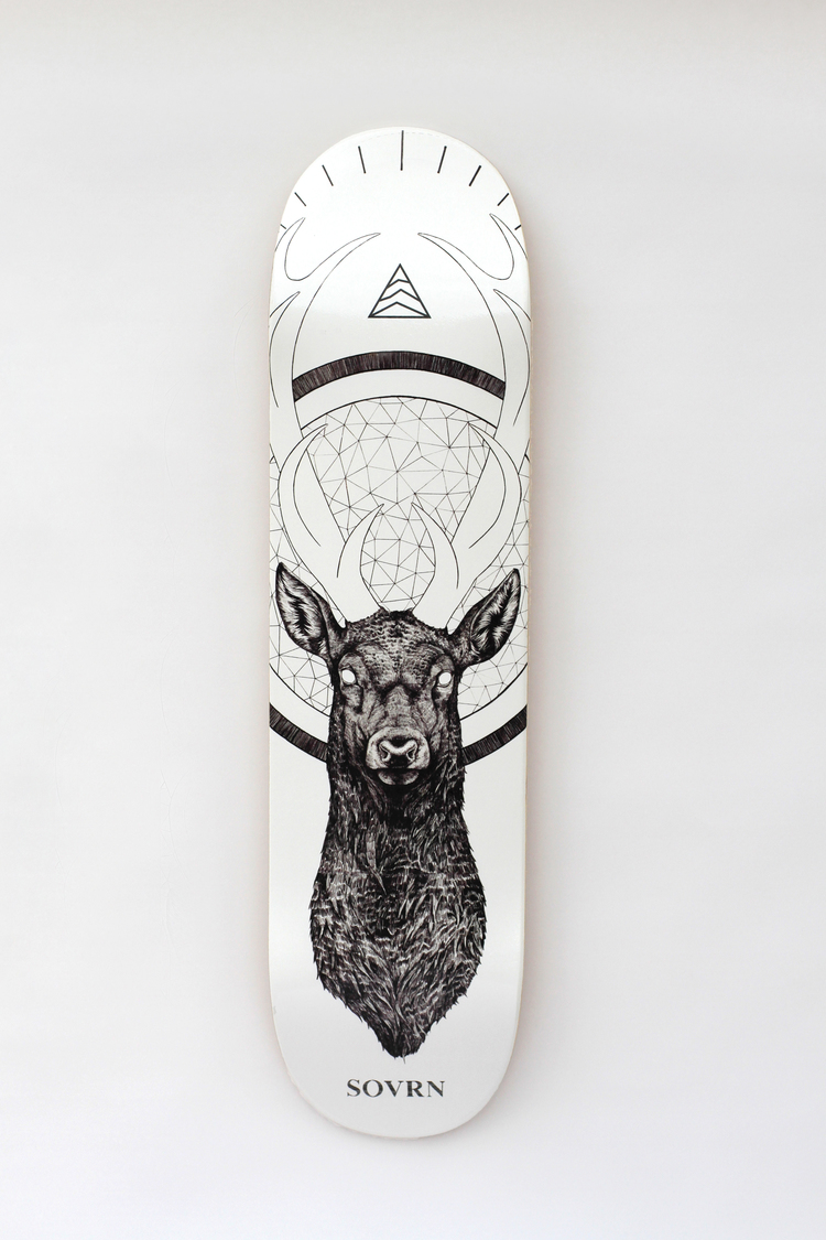 High Quality Amp Stellar Design Sovrn Skates New Decks