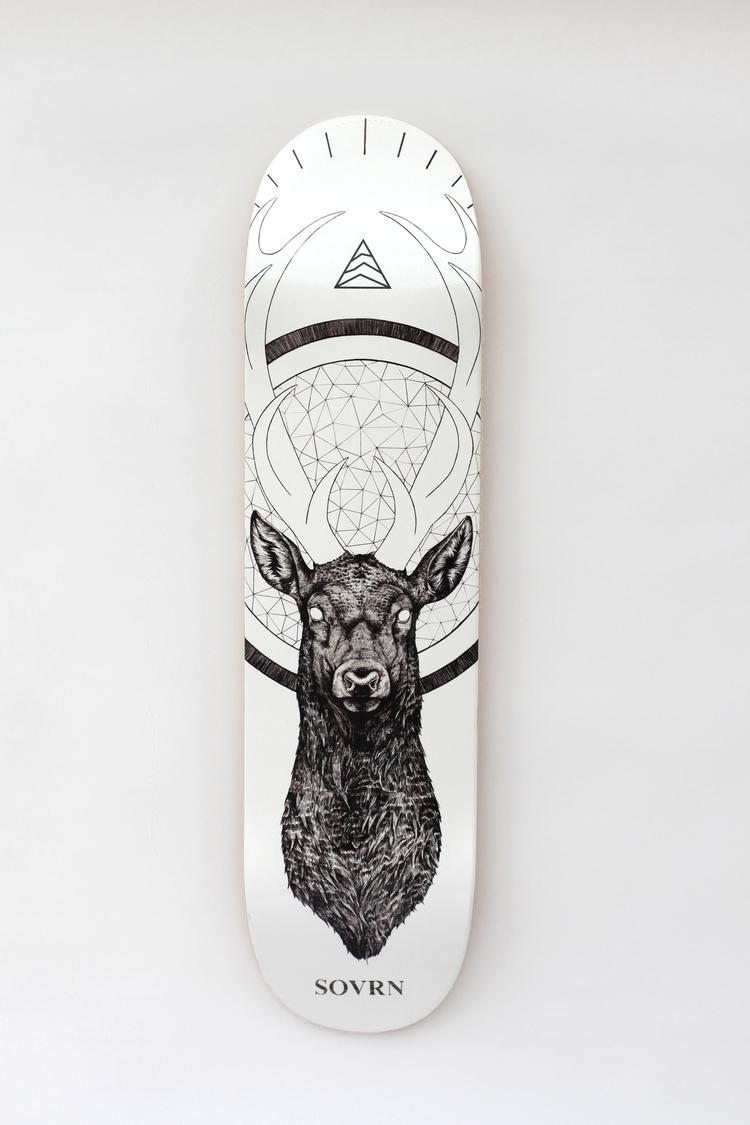 High Quality & Stellar Design SOVRN Skates New Decks! -