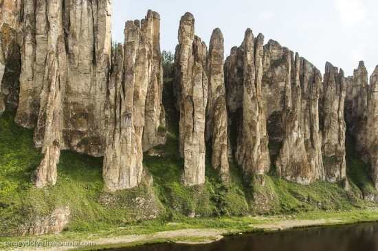 Lena-Pillars-Russia-Yakutsk-close-up