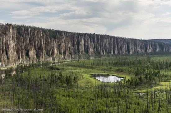 Lena-Pillars-Russia-Yakutsk-forest-unesco