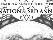 CVLT Nation's 3rd Anniversary Showcase! <br/>Presented by Aborted Society and CVLT Nation