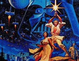 May The Force Be With Us&#8230; <br/>Vintage STAR WARS Posters Galore!