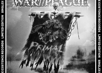 CVLT Nation Exclusive Stream <BR/>War//Plague Primal EP