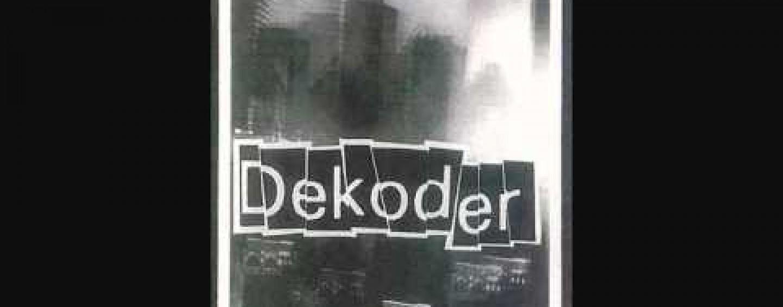 An interview with… <br/>dark punk band Dekoder!<br/>by Oliver Sheppard