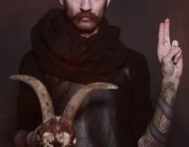 The Black Magic of Black INK&#8230;<br/>Tattoo Wizard<br/> IEN LEVIN Spotlight!