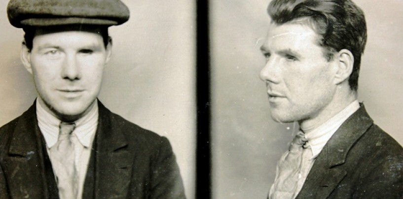 Bad Characters… <br/>1930s Mugshots