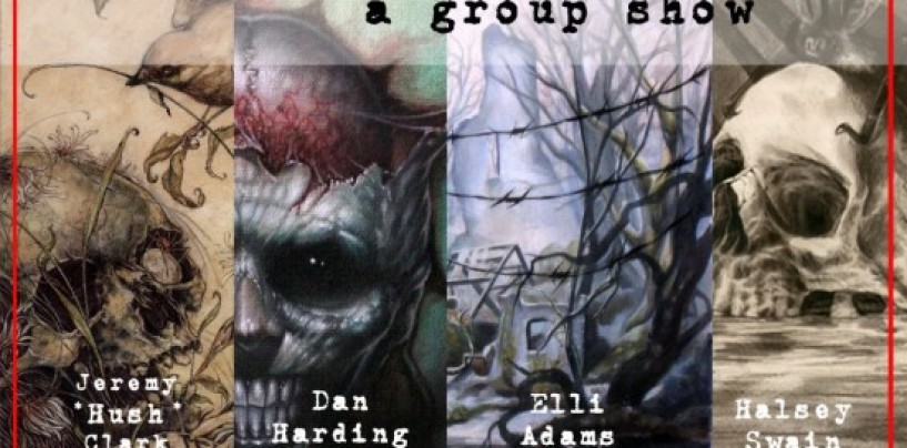 A Matter of Life & Death<br/>Epic Group Show