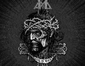 CVLT Nation Top 13 Albums 2011</br> #7 <em>God Is War</em></br> ALL PIGS MUST DIE