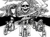 Ride With Death…<br />SPEEDWOLF <br />Review