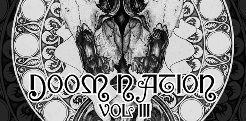 CVLT Nation Presents:<br/> DOOM NATION Vol. III Mixtape