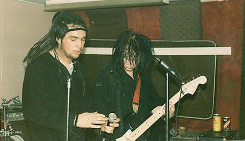 Kardboard Box. Trev and Steve