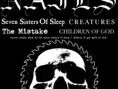 Monsters in Attack Mode<br />GEHENNA/NAILS<br />Seven Sisters of Sleep/Children of God