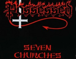 POSSESSED <br/>1986 Full Live Ritual<br/> Stream + Download