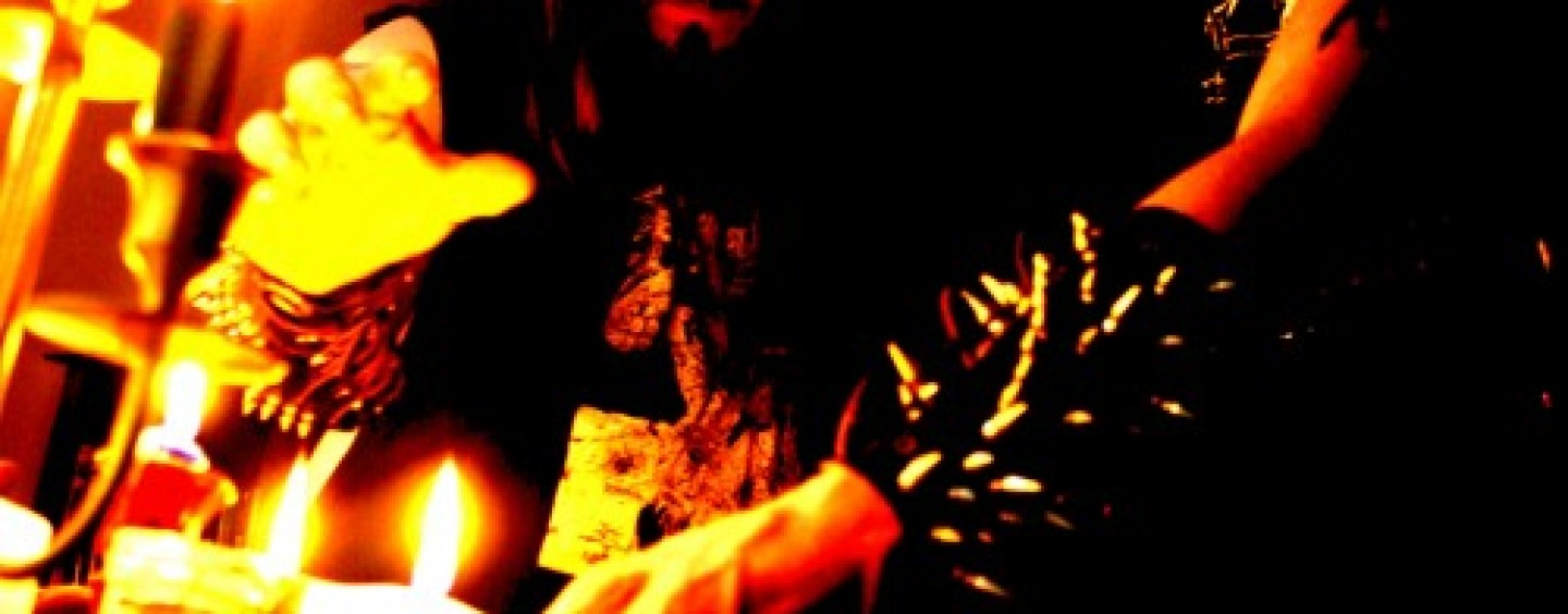 """CVLT Nation Streaming…<br/>Ptahil """"For His Satanic Majesty's Glory"""""""