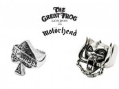 MOTÖRHEAD Rings<br/>By The Great Frog
