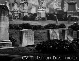 CVLT Nation<br/>Deathrock 2014 Mixtape <br/>Curated by Oliver Sheppard