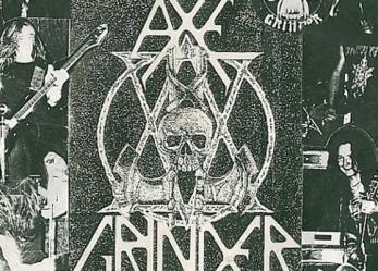 Exclusive <br/>CVLT Nation Interviews Axegrinder