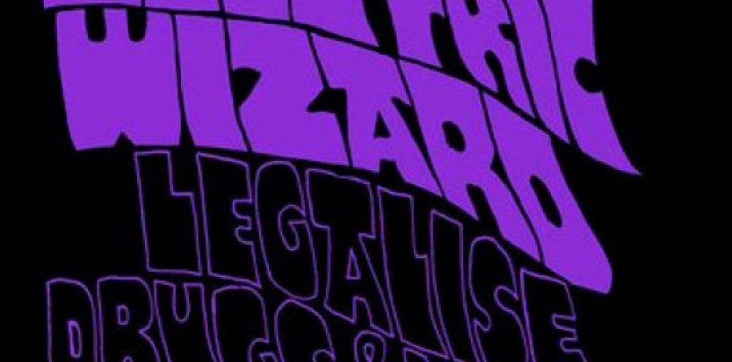 """ELECTRIC WIZARD<br/> """"Legalise Drugs & Murder""""<br/>Review + Stream"""