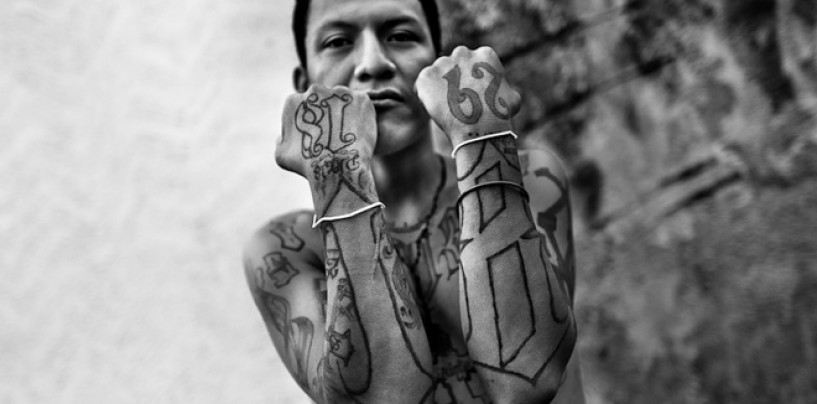 Marked For Death: <br/>MS-13 & 18th Street Tattoos