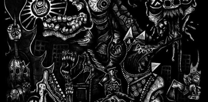 <em>The Shadow of Greed</em>…<br/>OILTANKER <br/>Review + Live Footage